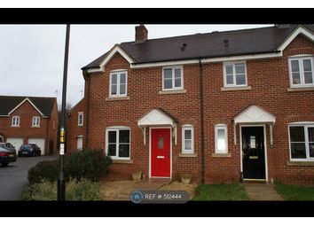 Thumbnail 3 bed semi-detached house to rent in Melstock Road, Swindon