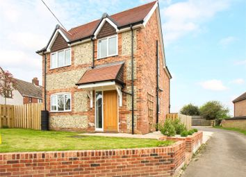 Thumbnail 3 bedroom detached house for sale in Aldbourne Road, Baydon, Marlborough, Wiltshire