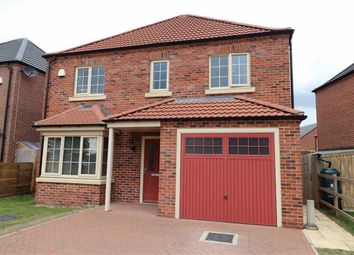 Thumbnail 4 bed property for sale in Mendip Avenue, North Hykeham, Lincoln