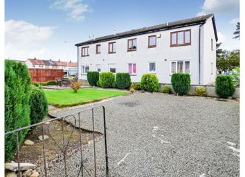 Thumbnail 2 bed flat for sale in Denvale Gardens, Kennoway
