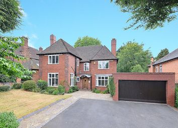 Thumbnail 5 bed detached house for sale in Selly Wick Road, Selly Park, Birmingham