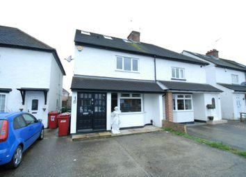 Thumbnail 4 bed semi-detached house for sale in Hinton Road, Burnham, Slough