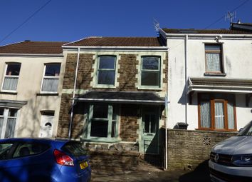 3 bed terraced house for sale in Herbert Road, Neath, West Glamorgan. SA11