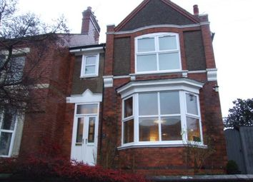 Thumbnail 4 bed end terrace house to rent in Kimbolton Road, Higham Ferrers