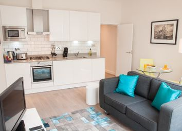 Thumbnail 1 bed flat to rent in Chandos Place, London