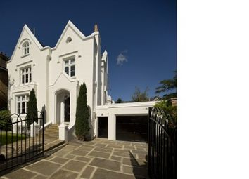 Thumbnail 7 bed detached house to rent in Clifton Hill, London