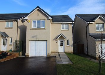 Thumbnail 3 bed detached house for sale in Russell Drive, Wester Inch, Bathgate