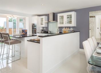 """Thumbnail 5 bedroom detached house for sale in """"Moorecroft"""" at Barley Fields, Thornbury, Bristol"""