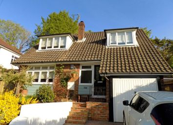 Thumbnail 3 bed detached bungalow for sale in Mackie Avenue, Brighton
