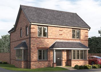 "Thumbnail 4 bed detached house for sale in ""The Kintbury"" at Market Street, Clay Cross, Chesterfield"