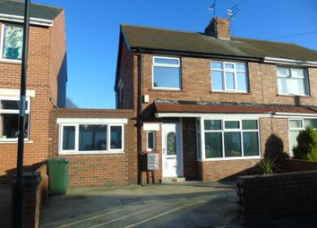 Thumbnail 3 bedroom semi-detached house for sale in Glanton Road, North Shields