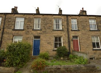 Thumbnail 3 bed terraced house for sale in Booth Street, Burley In Wharfedale, Ilkley, West Yorkshire