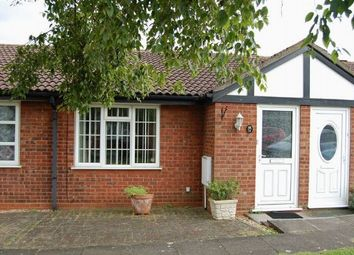 Thumbnail 1 bed terraced bungalow to rent in Cheddar Close, Duston, Northampton