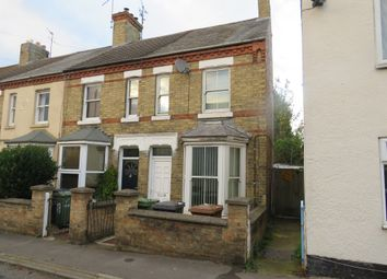 Thumbnail 3 bedroom end terrace house for sale in North Street, Stanground, Peterborough