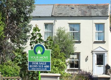 Thumbnail 2 bedroom semi-detached house for sale in Salcombe Road, Sidmouth