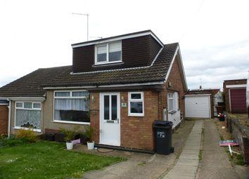 Thumbnail 4 bedroom semi-detached house for sale in Ledaig Way, Northampton
