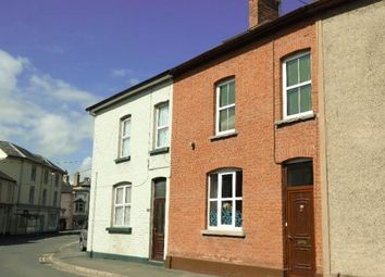 Thumbnail 3 bed town house for sale in Free Street, Brecon, Powys, Mid Wales