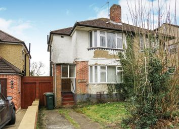 Thumbnail 3 bedroom semi-detached house for sale in Oakleigh Drive, Croxley Green, Rickmansworth