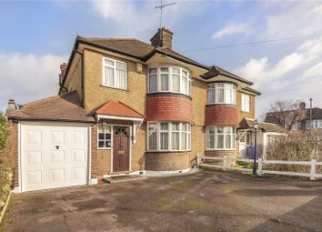 3 bed semi-detached house for sale in Vicarage Way, Harrow, Middlesex HA2
