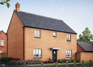 "Thumbnail 4 bedroom detached house for sale in ""The Helpston"" at Former Sawmills, Northampton Road, Brackley"