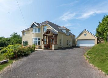 5 bed detached house for sale in Caerlicyn Lane, Newport, Gwent NP18
