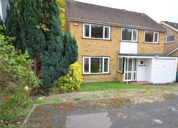 Thumbnail 4 bedroom detached house for sale in Highdown, Fleet, Hampshire