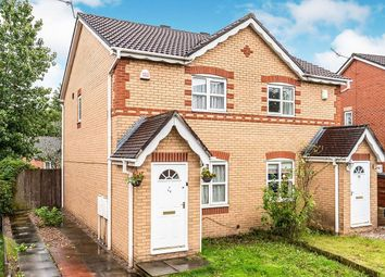 Thumbnail 2 bed semi-detached house to rent in Maurice Street, Salford