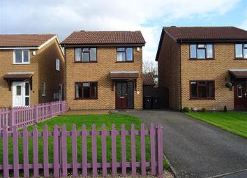 Thumbnail 3 bed detached house for sale in Winchester Court, Ibstock, Leicestershire
