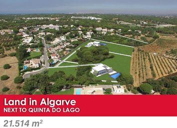 Thumbnail Land for sale in Valverde, Quinta Do Lago, Loulé, Central Algarve, Portugal