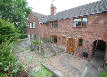 Thumbnail 2 bed terraced house for sale in Laburnum Street, Hollingwood, Chesterfield