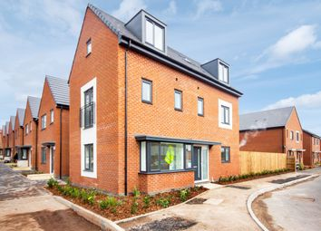 Thumbnail 4 bed detached house for sale in 'the Victoria, Foureightone, Walsall Road, Perry Barr