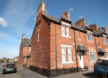 Thumbnail 2 bed end terrace house for sale in St. Albans Road, Bestwood Village, Nottingham