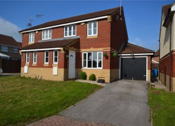 3 bed semi-detached house for sale in Kilcoy Drive, Kingswood, Hull HU7