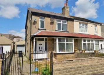 Thumbnail 3 bed semi-detached house for sale in Grenfell Terrace, Bradford, West Yorkshire