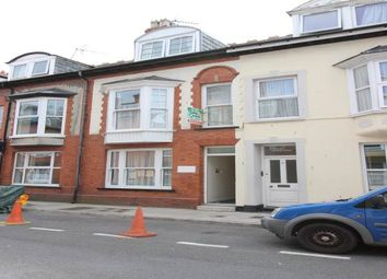 Thumbnail 2 bed flat to rent in Cambrian Street, Aberystwyth