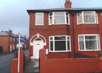 Thumbnail 3 bedroom terraced house for sale in Queens Road, Fulwood, Preston