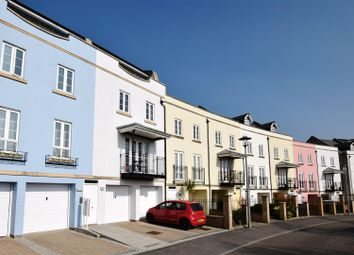 Thumbnail 1 bed flat for sale in Burlington Road, Portishead, Bristol