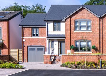 Thumbnail 4 bed semi-detached house for sale in Railway Street, Summerseat, Bury