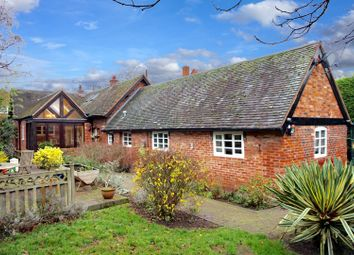 Thumbnail 4 bed detached bungalow for sale in Church Road, Elford