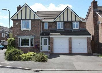 Thumbnail 5 bed detached house for sale in Lon Yr Ysgol, Bedwas, Caerphilly
