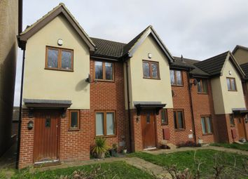 Thumbnail 3 bedroom end terrace house for sale in Corris Court, Broughton, Milton Keynes