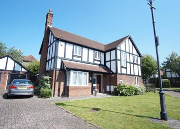 Thumbnail 4 bed detached house to rent in Holmwood Gardens, Westbury-On-Trym, Bristol