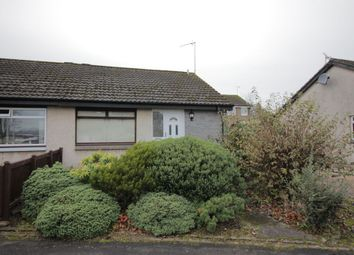 Thumbnail 2 bed semi-detached bungalow for sale in 31 Lamberton Avenue, Stirling