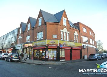 Thumbnail 1 bed flat for sale in Harrison Road, Erdington