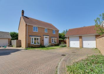 Thumbnail 4 bed detached house for sale in Aspen Way, Soham, Ely