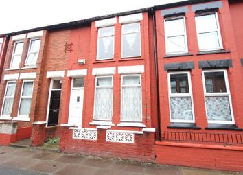 Thumbnail 3 bedroom terraced house for sale in Thornton Road, Bootle