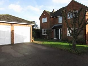 Thumbnail 4 bedroom detached house for sale in Kingsley Court, Welwyn Garden City