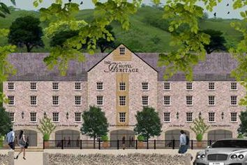 Thumbnail Commercial property for sale in The Heritage Hotel Development Site, The Dale, Stoney Middleton, Hope Valley, Derbyshire