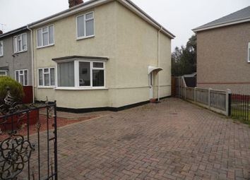 Thumbnail 3 bed semi-detached house to rent in Tennyson Avenue, Hartlepool