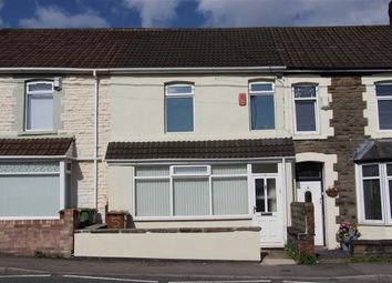 Thumbnail 3 bed terraced house for sale in St. Cenydd Road, Caerphilly